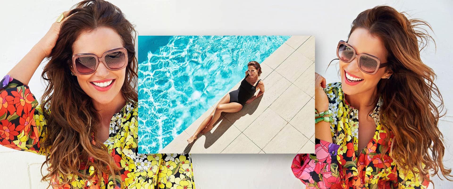 Paula Echevarría se adelanta al verano posando MUY sexy en bañador