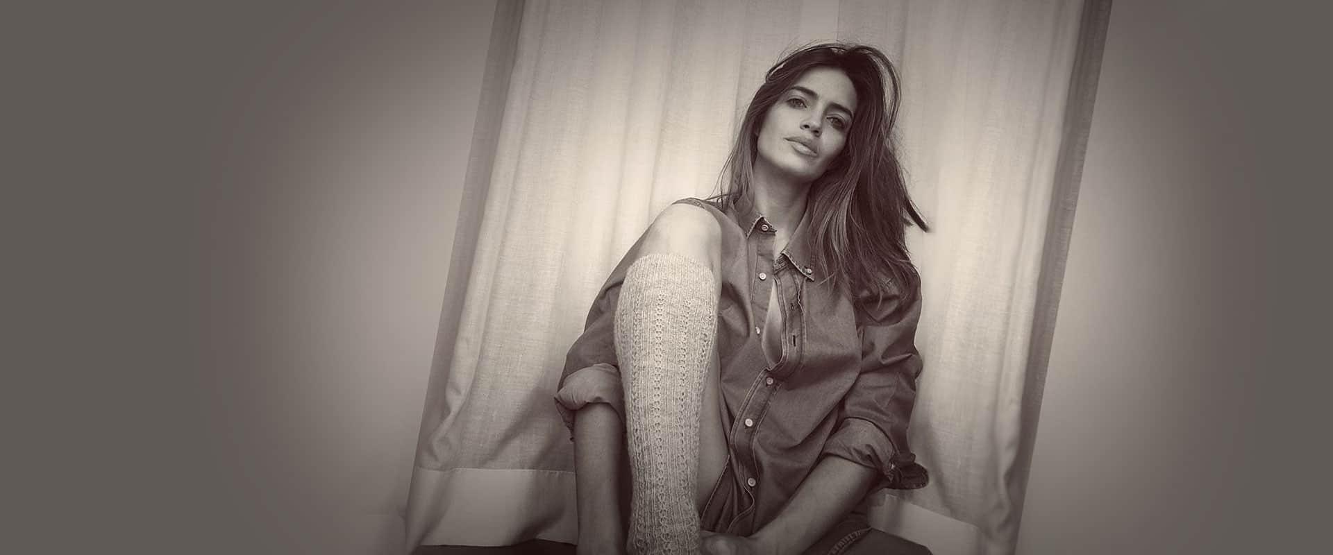 Sara Carbonero enseña en Instagram el look más estiloso (y sexy) de la cuarentena