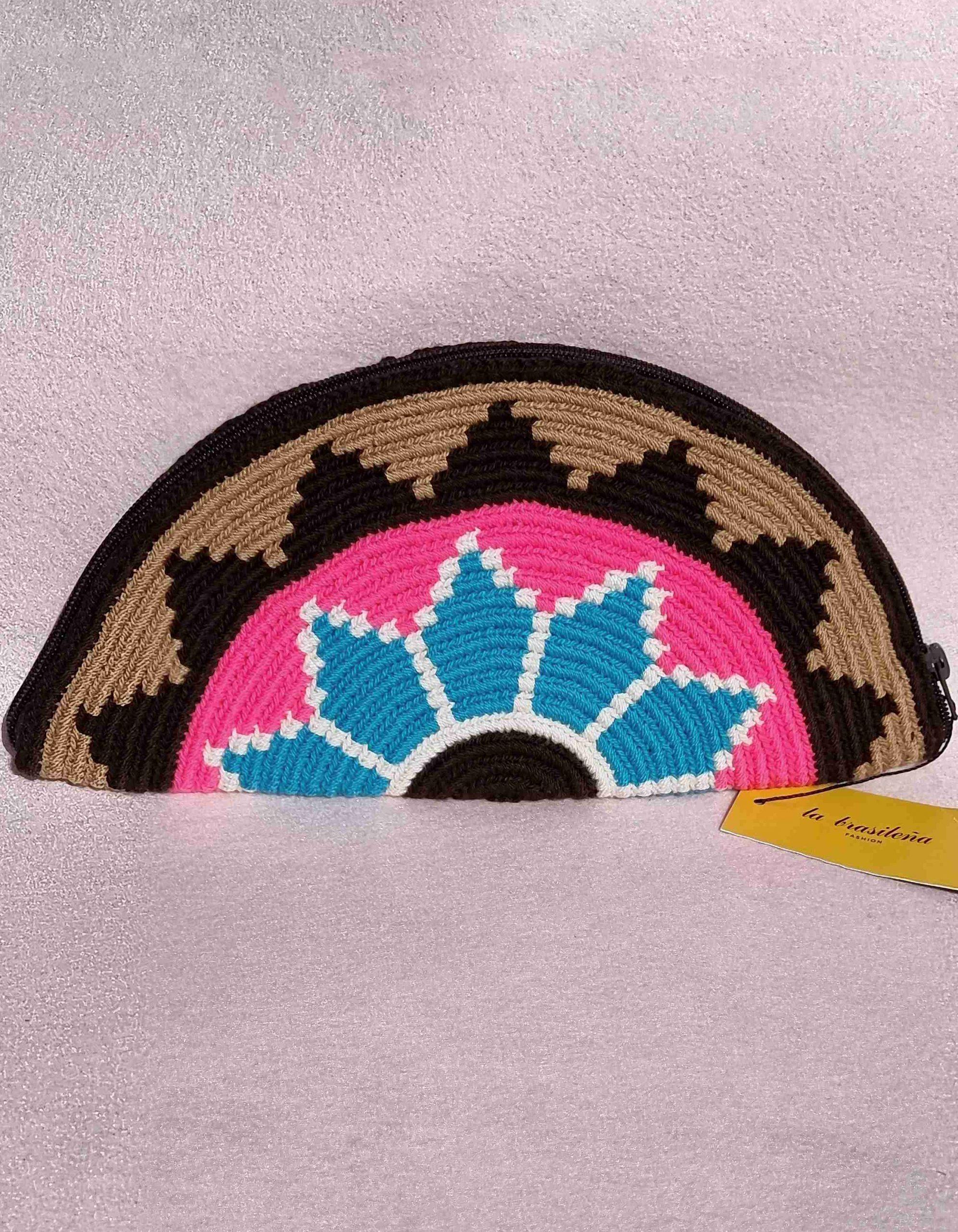 Cartera Wayuu Original Auténtica sólo 1 igual-E