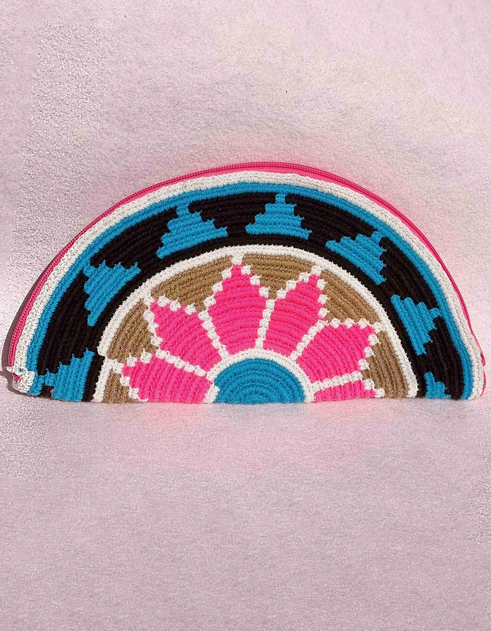 Cartera Wayuu Original Auténtica sólo 1 igual-J